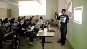 Seton Hall tech workshop