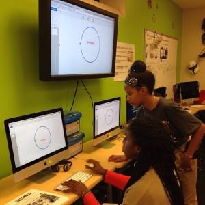 Student teaching a teacher tech