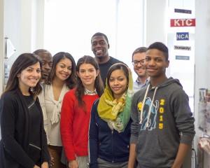 KIPP through college staff