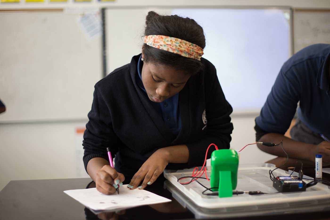 KIPP New Jersey Blog Feature Image 3D printers curriculum