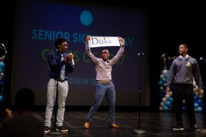 KIPP NJ Senior Signing Day